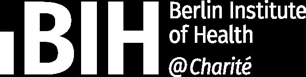 BIH_Logo_at-Charite_kurz_quer_weiss_600px_210429