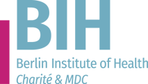 BIH Berlin Institute of Health Logo