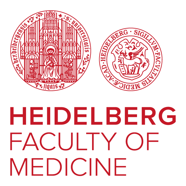 Heidelberg Faculity of Medicine Logo
