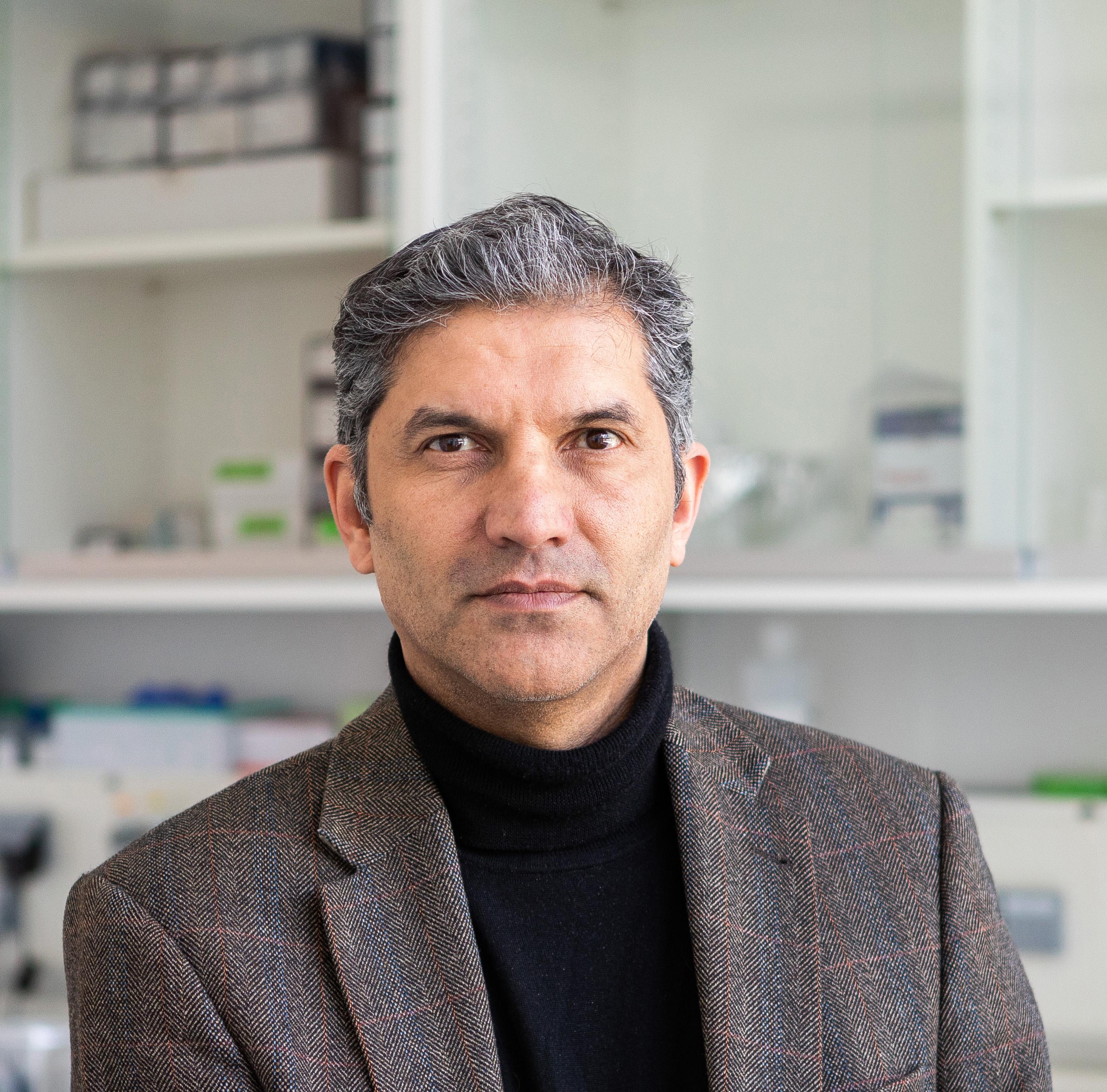Prof. Dr. Christian Conrad/Copyright: BIH/Konstantin Börner